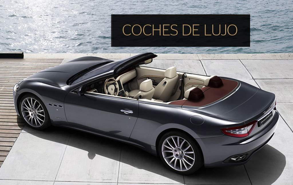 Alquiler de coches de lujo en Ibiza. Servicios VIP Ibiza. Consulting Services Ibiza