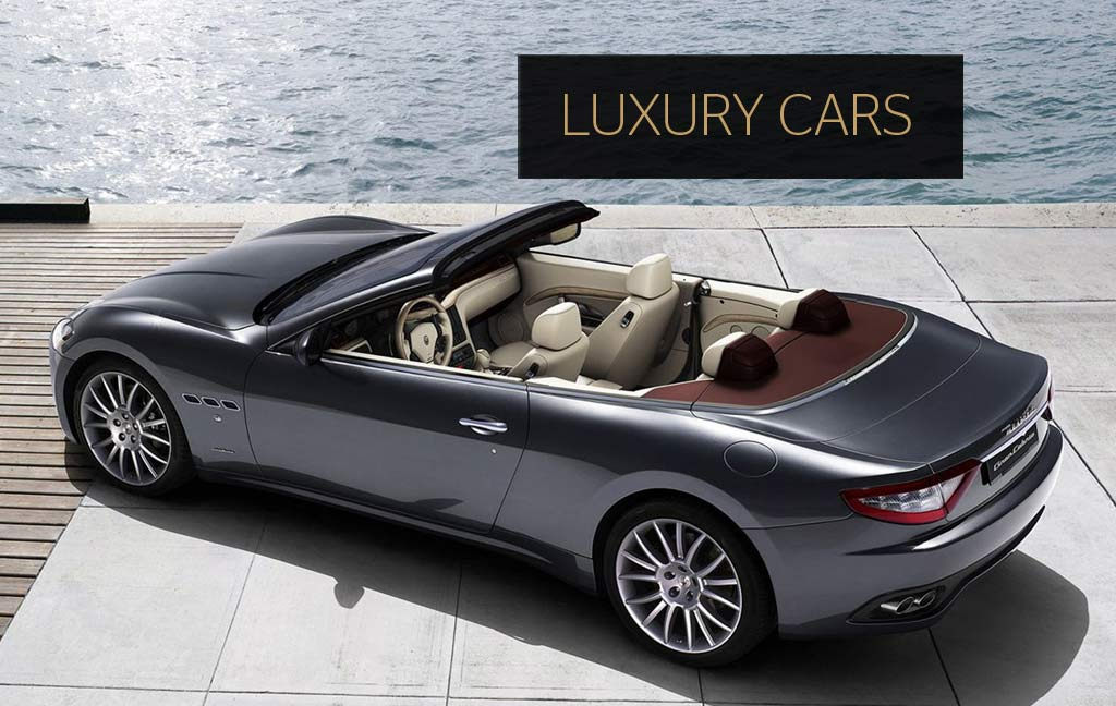 Rental luxury cars in Ibiza. VIP services Ibiza. Consulting Services Ibiza