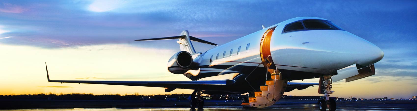 Rental of luxury private jets in Ibiza