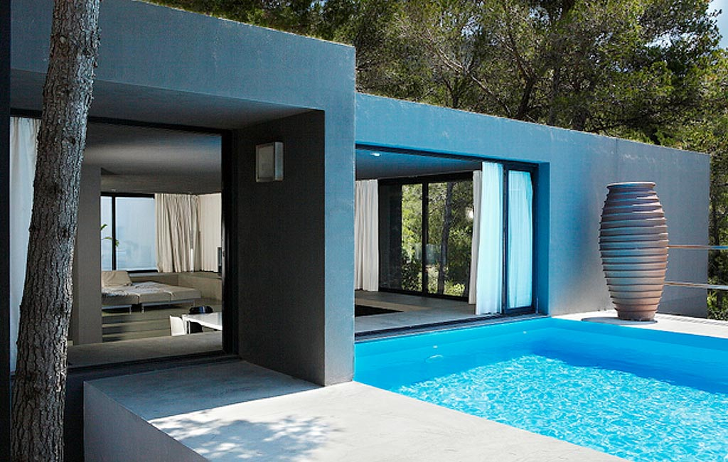 Rental of private luxury villas in Ibiza. Can Nicole. VIP services in Ibiza. Consulting Services Ibiza-1