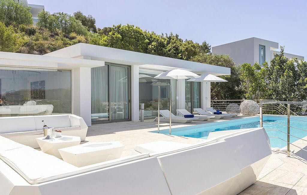 Rental of private luxury villas in Ibiza. Villa Can Rimbau. VIP services in Ibiza. Consulting Services Ibiza-2