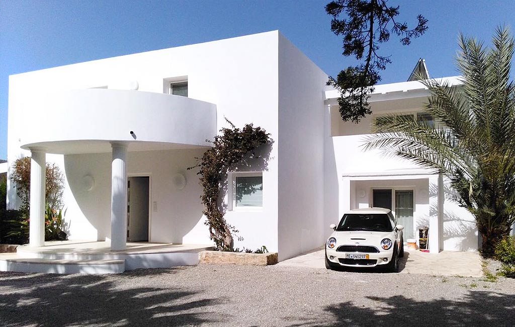 Rental of private luxury villas in Ibiza. Can Yuki. VIP services in Ibiza. Consulting Services Ibiza-2