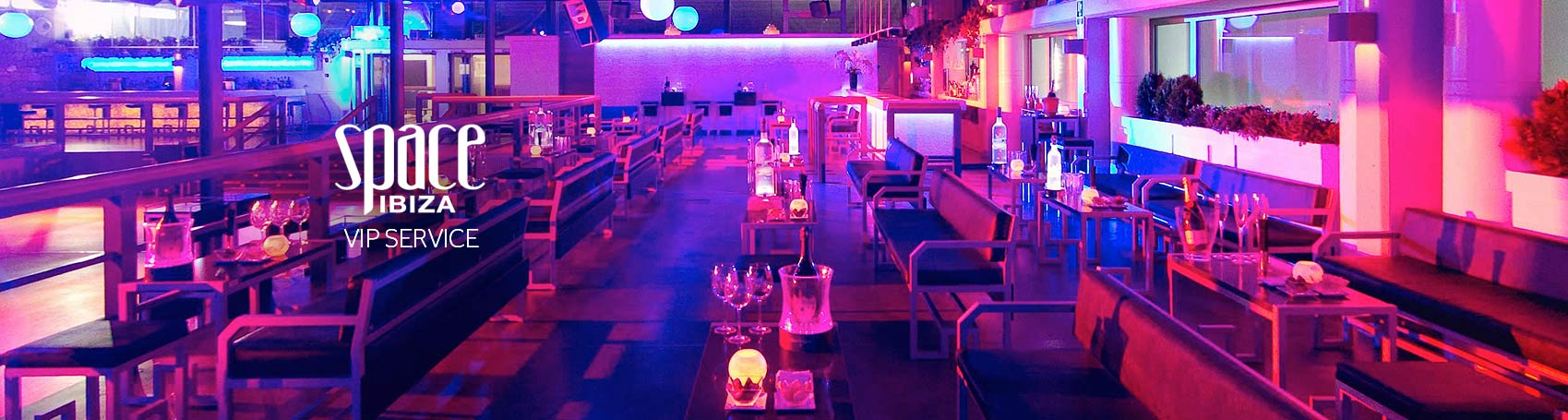 Table booking service nightclub Space VIP in Ibiza. VIP services Ibiza. Consulting Services Ibiza