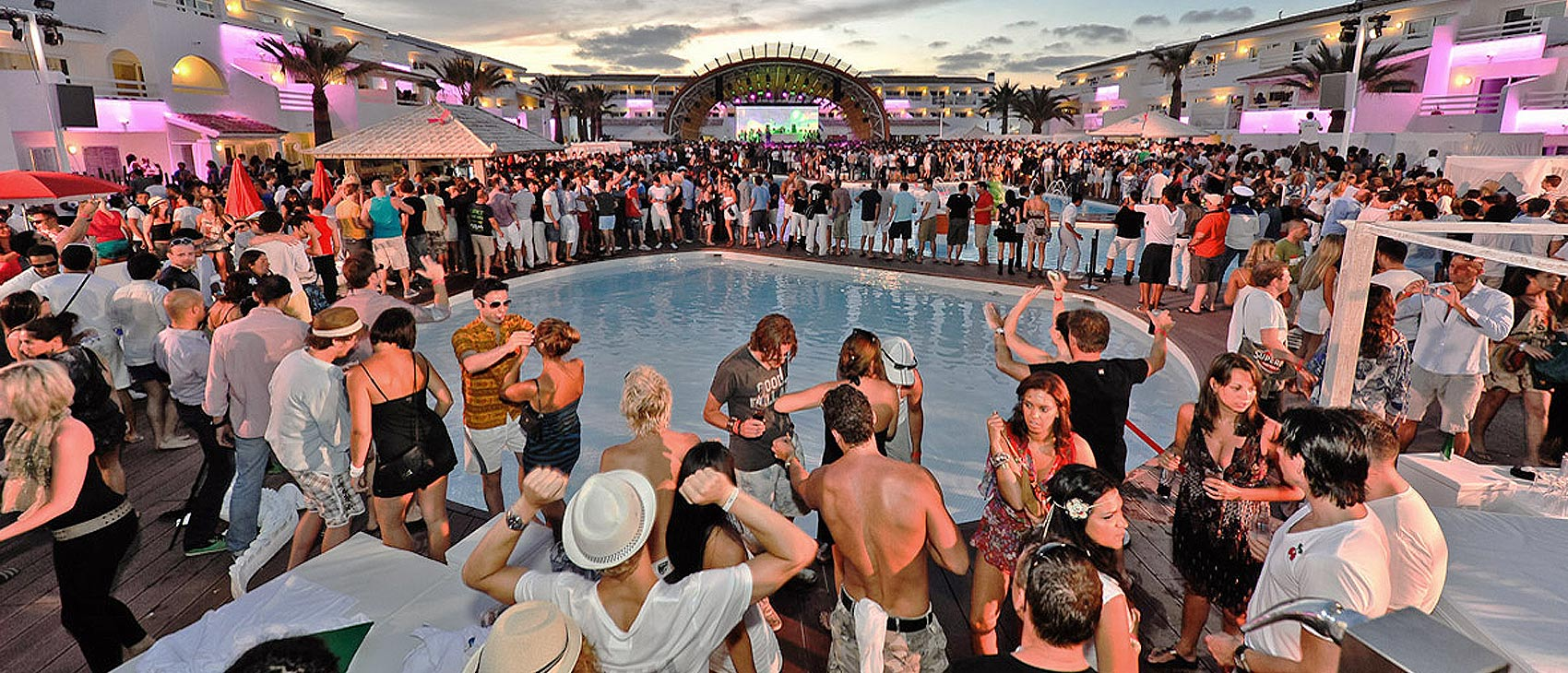 Booking service of VIP tables in Ibiza. Consulting Services Ibiza