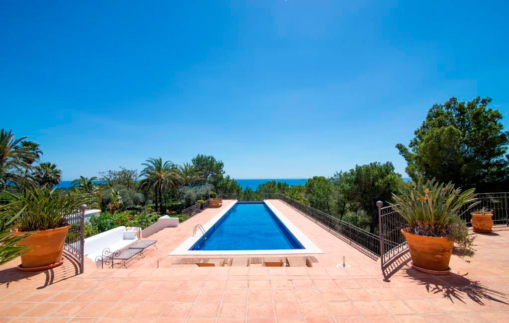 Sale of private luxury villas in Ibiza. Villa cala lenya VIP services in Ibiza. Consulting Services Ibiza-13