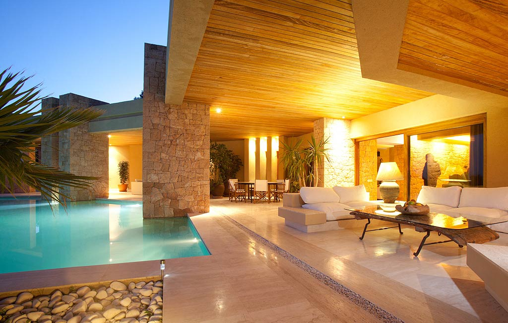 Rental of private luxury villas in Ibiza. Villa Isabelina. VIP services in Ibiza. Consulting Services Ibiza-3
